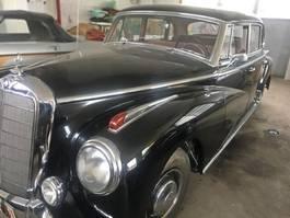 overige personenwagens Mercedes-Benz 300 C Adenauer Limousine 300 C Adenauer Limousine 1956