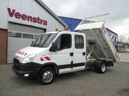 kipper bedrijfswagen Iveco Daily 35 C15 3.0HPI Kipper Klima Netto €14950,= 2014