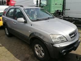 suv wagen Kia Sorento 2.5 CRDi EX, Klima, Motorschaden 2005