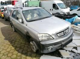 suv wagen Kia Sorento 2.5 CRDi EX, Klima, Getriebeschaden 2004