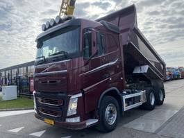kipper vrachtwagen > 7.5 t Volvo FH 540 6X4 FULL STEEL + KIPPER 2014