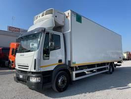 koelwagen vrachtwagen Iveco EuroCargo 160 Eurocargo 160E24 2006