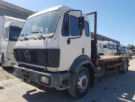 platform vrachtwagen Mercedes-Benz 1824 Possibility to sell in chassis 1994