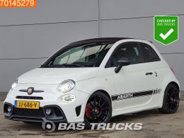 cabriolet auto Fiat 500C ABARTH 1.4 T- Jet 595 Edition! / 8000 km NEW Gearbox 2012