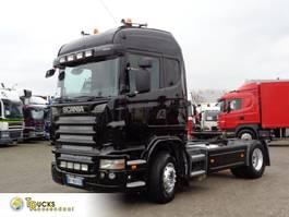 standaard trekker Scania R420 + Manual + Retarder + Hydrolic system 2007