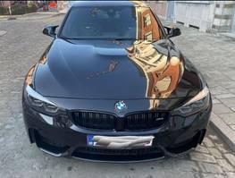 sedan auto BMW M3 GTS 2017