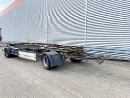 container chassis aanhanger Schmitz Cargobull ACF 20 S Schlittenabroller ACF 20 S Schlittenabroller 2008