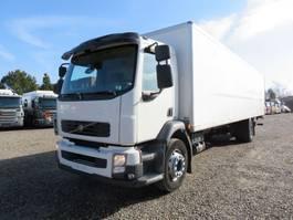 bakwagen vrachtwagen Volvo FL240 4x2 10 m. Box Euro 5 2012