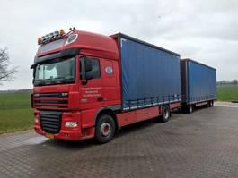 bakwagen vrachtwagen DAF XF 105.510 Volume-combi 2009