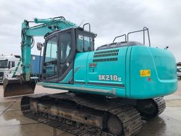 rupsgraafmachine Kobelco SK 210LC-9 Excelent Condition! 2014