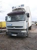 koelwagen vrachtwagen Renault Premium 2004