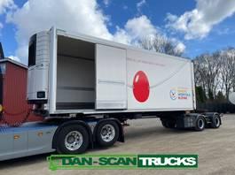 koel-vries oplegger Link Cooling trailer 2013