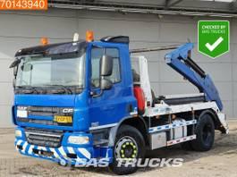 containersysteem vrachtwagen DAF CF 75.310 4X2 Steelsuspension Euro 5 2008