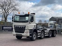 containersysteem vrachtwagen Ginaf X6 4243 CS *NIEUW* 8x4 - Off-Road (N3G) - VDL VDL-S 30 ton 2021