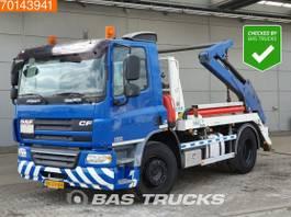containersysteem vrachtwagen DAF CF 75.310 4X2 NL-Truck Steelsuspension Euro 5 2008