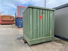 hard top zeecontainer Vernooy Gebruikte Milieucontainer 501000