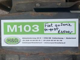 as equipment onderdeel Fiat 90/90DT
