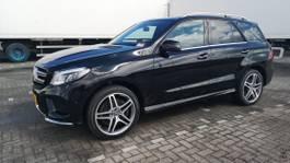mpv auto Mercedes-Benz GLE-klasse GLE350D AMG-line 2016