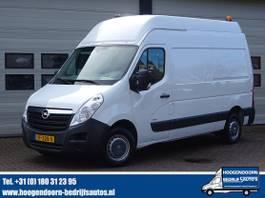gesloten bestelwagen Opel Movano 2.3 CDTI 126pk L2H3 - 2.500 kg Trekhaak 2013
