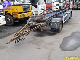 container chassis aanhanger MOL Container Transport 2001