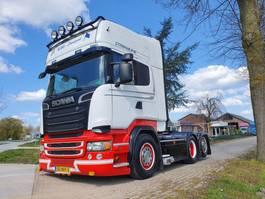 standaard trekker Scania R520-V8 R520 2015