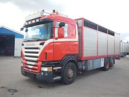 veewagen vrachtwagen Scania R500 V8 Kreaturbil 2008
