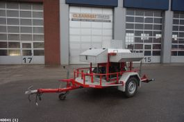 overige aanhangwagen Mucar Brandweer waterpomp unit 1999