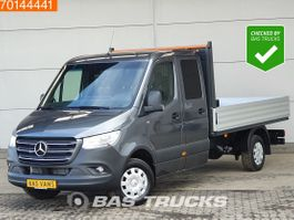 platform bedrijfswagen Mercedes-Benz 315 CDI 9G-Tronic automaat Open Laadbak 3500kg trekhaak Airco A/C Double... 2021