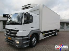 koelwagen vrachtwagen Mercedes-Benz 1826 Koel/Vries +Klep Euro 5 2013