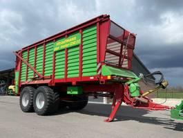 opraapwagen - silagewagen Strautman n Giga trailer 2246 DO 2012