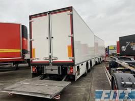 gesloten opbouw aanhanger DRACO Draco11-wipcar icm Scania11-G420-6x2  koelvries-combi 2011