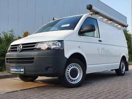 gesloten bestelwagen Volkswagen Transporter 2.0 TDI 140 pk ac automaat d 2015