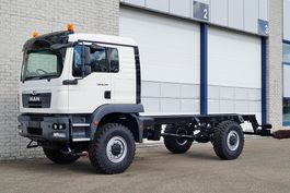 chassis cabine vrachtwagen MAN TGM 18.280 BB CHASSIS CABIN RHD AT (24 units)