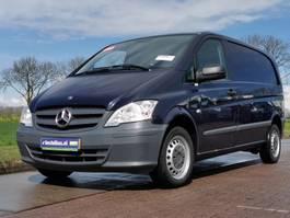 gesloten bestelwagen Mercedes-Benz Vito 110 cdi ac 2011