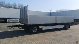 overige vrachtwagen aanhangers Fliegl ZPS180 2010