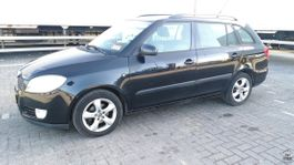 mpv auto Škoda Fabia Combi 1.4 TDI 2010