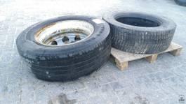 banden vrachtwagen onderdeel Michelin