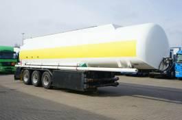 tankoplegger Other Linder&Fischer 41100L Oben/unten Diesel/Benzin 1992