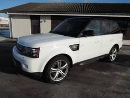 overige vrachtwagens Range Rover Sport 3,0 SDV6  Range Rover Sport 3,0 2012