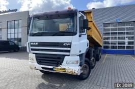 kipper vrachtwagen > 7.5 t DAF CF 85.340 Day Cab, Euro 3, //Full Steel // Manual // 8x4 // Euro 3 2004