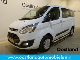 minivan - personenbus Ford Transit Custom 2.2 TDCI L1H1 Trend Persoonsvervoer / 9 persoons / Airco / Cruise Contro... 2014
