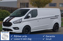 gesloten bestelwagen Ford Transit Custom 320L 185PK Sport Raptor Edition Navi Camera, Cruise 2x Schuifdeur 18