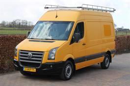 gesloten bestelwagen Volkswagen Crafter 2.5 TDI AIRCO HOOG LANG 2011