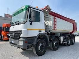 kipper vrachtwagen > 7.5 t Mercedes-Benz Actros 4150 K V8 2007