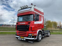 standaard trekker Scania R500 4x2 Topline / Full air/ Manual / Airco 2008