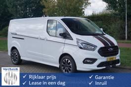 gesloten bestelwagen Ford Transit Custom 320L 185PK 2.0 TDCI Automaat Limited Sport Navi, Camera, Cruise, LMV 17