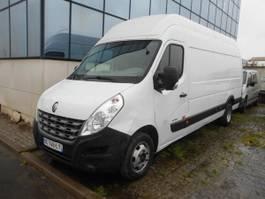 bakwagen vrachtwagen Renault Master 2014