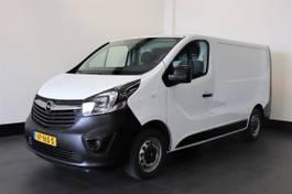 gesloten bestelwagen Opel Vivaro 1.6 CDTI -  Airco - Cruise - Start/Stop - € 8.950 Ex. 2015