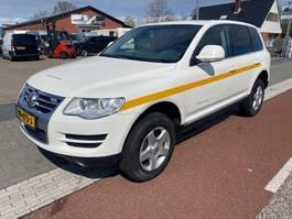 gesloten bestelwagen Volkswagen Touareg 2.5 TDI 128KW 4WD VAN LKW 3.5T AHK NEW APK! 2009