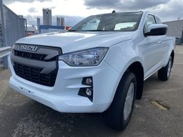 pick-up bedrijfswagen Isuzu D-MAX Extended Cab LS Manual 4WD 2021